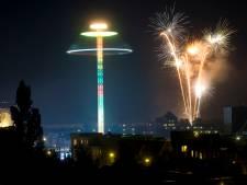 Vuurwerk op kermis Uden wordt vervangen door lasershow