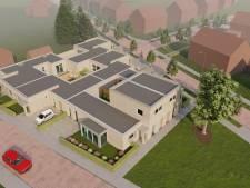 Bouw bungalows in Budel start nog deze maand; zes woningen op plek voormalig autobedrijf Schilders