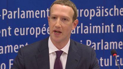 """Veel goede voornemens bij Facebook-baas Zuckerberg, weinig concrete antwoorden: """"Veel rond de pot gedraaid"""""""