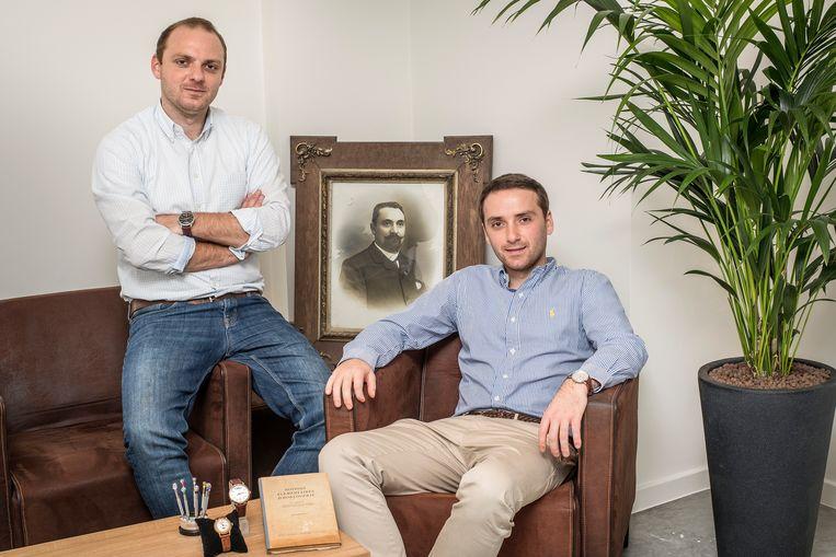 Arnaud en Gauthier Vandeputte van Jules & Fils wagen zich nu ook aan dameshorloges.