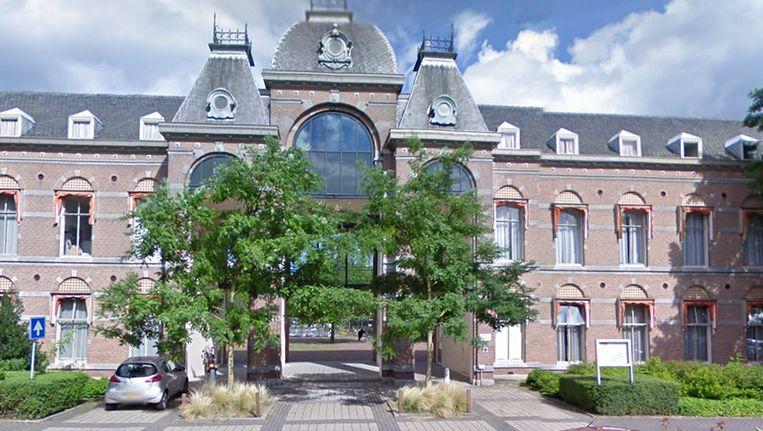 De GGZ-instelling in Etten-Leur. Beeld Google Streetview