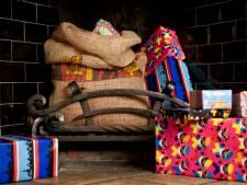 Gillende kinderen in de gang bij Malissa: 'Onze beste pakjesavond ooit'