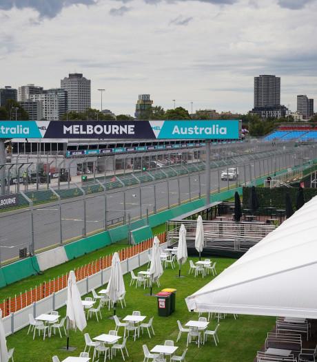 Teamleden McLaren mogen Australië verlaten