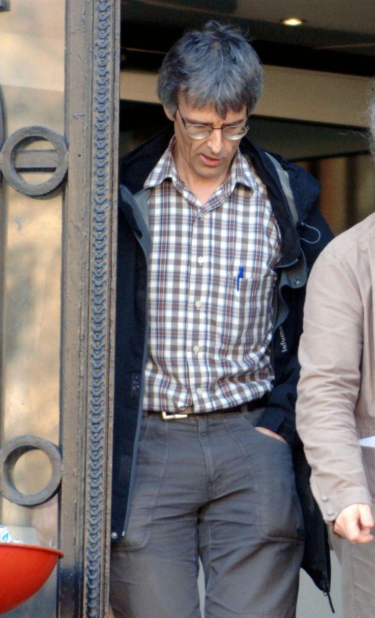 Marc Van Damme spande al meerder processen aan in verband met voetwegen, waaronder tegen Aarschot.