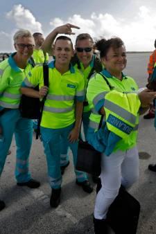 Herstel op Sint Maarten na orkaan Irma gaat langzaam,  'maar het eiland is wel beter voorbereid'