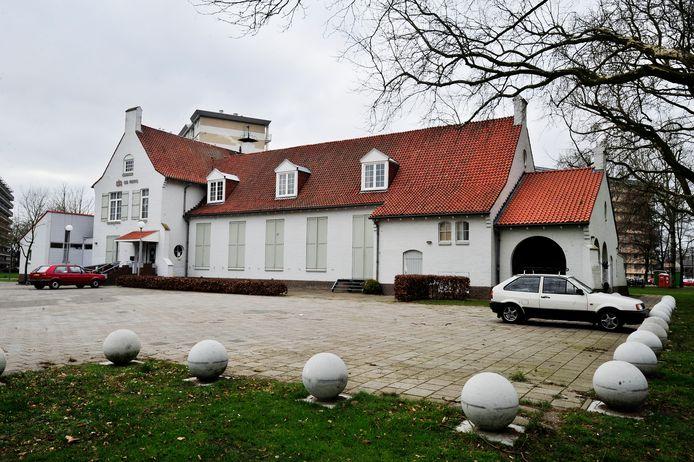 De Rots, het gemeenschapshuis aan de Nieuwe Nieuwstraat in Boxtel.