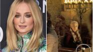 Sophie Turner verklapt schuldige van koffiebeker-incident in 'Game Of Thrones'