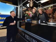 Na zes jaar zonder, kan Stampersgat bij De Meiden weer aan de frites