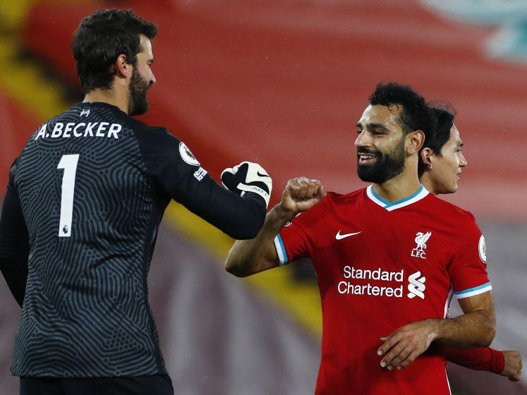 Liverpool in Engelse topper veel te sterk voor Chelsea