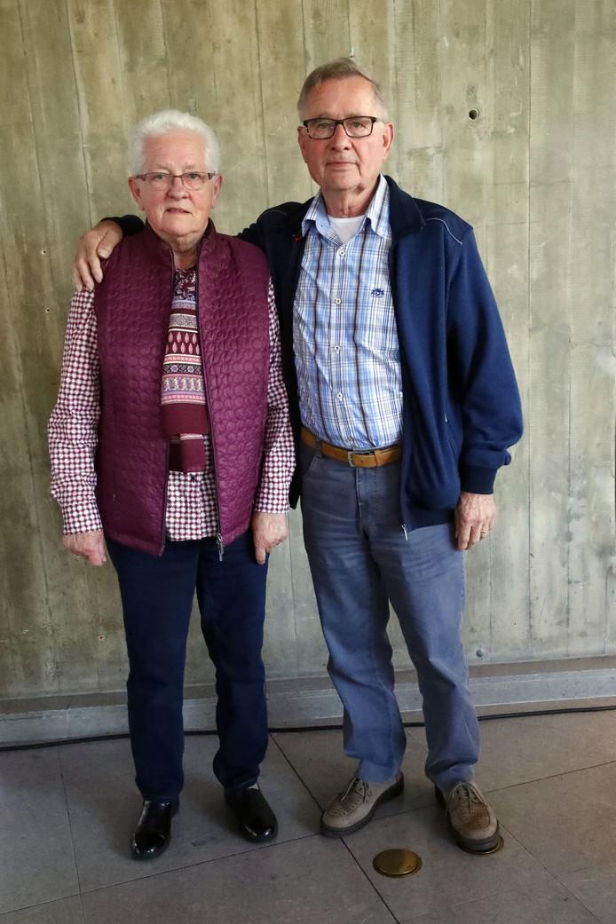 Diny en Jan Bekkers uit Mierlo.