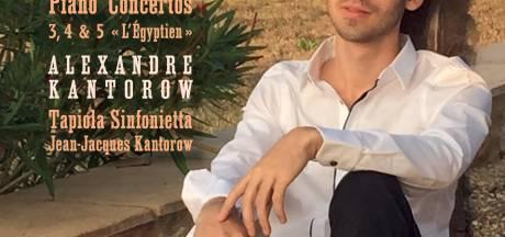 Kantorow, een echte pianoleeuw die 'brult' van muzikaliteit