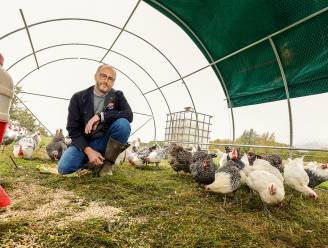 Bioboer Koen De Clercq wint innovatieprijs met mobiele slachteenheid