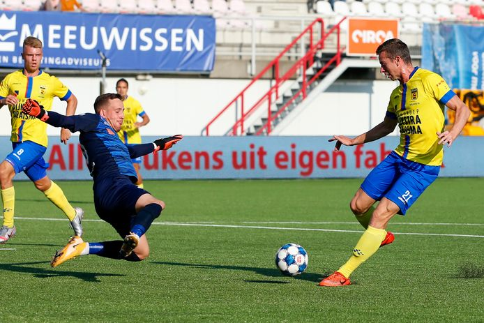Tweede Puntverlies Op Rij Voor Cambuur Gelijkspel In Oss Nederlands Voetbal Ad Nl