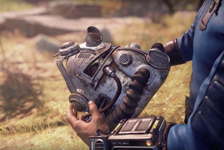 Doorheen de hele game moet je je uitrusting verbeteren om je overlevingskansen gaaf te houden.