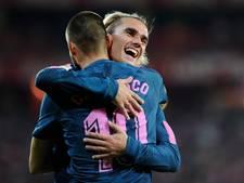 Atlético Madrid wint in Bilbao door geniale Griezmann