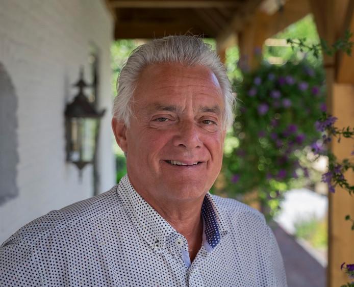 Ed Troost , eigenaar van camping Julianahoeve in Renesse.