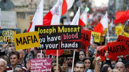 Moord op Maltese journaliste: Premier Malta kondigt aftreden officieel aan