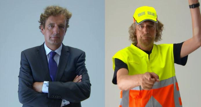 De transformatie van burgemeester René Verhulst tot verkeersregelaar