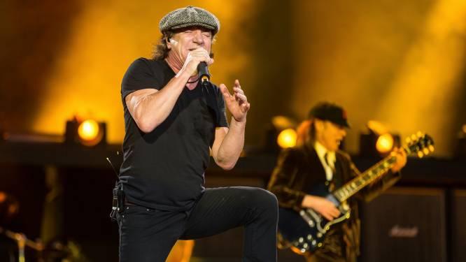 AC/DC deelt voorsmaakje van eerste muziek sinds hun comeback