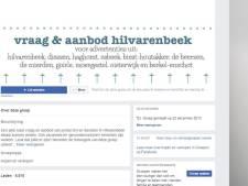 We gingen ontspullen via Facebook-groep 'Vraag en aanbod Hilvarenbeek'. En dit leverde het op...