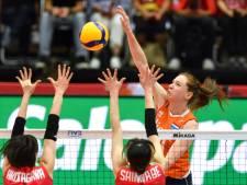 Volleybalsters openen OKT tegen Azerbeidzjan