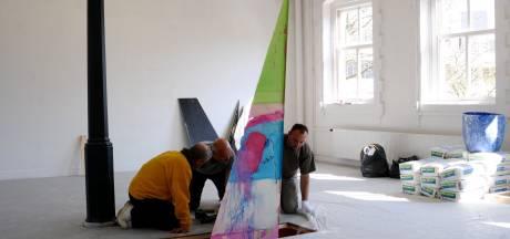 Uniek kunstwerk Stijn Ank in Club Solo nadert zijn voltooiing