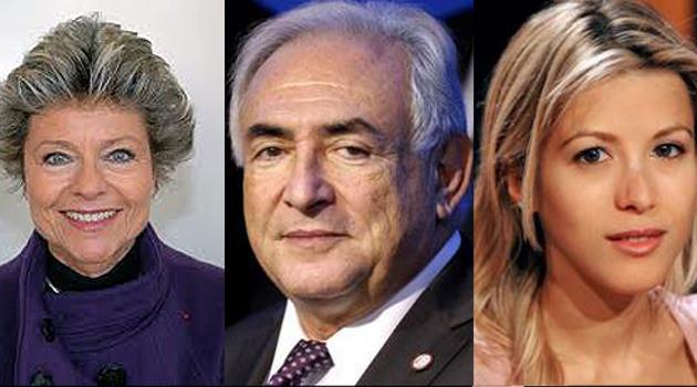 Anne Mansouret, Dominique Strauss-Kahn en Tristane Banon