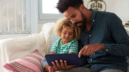 Slimme Nederlandse app helpt kinderen met down en autisme praten