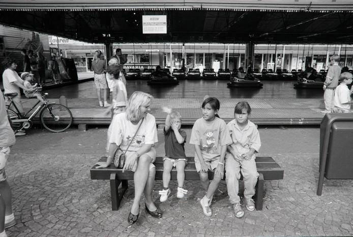 Kermis in Best in 1992.