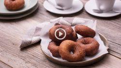 Zo maak je de nieuwe desserthype zélf: decadente suikerdonuts