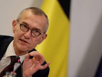 """Frank Vandenbroucke (sp.a) waarschuwt voor tsunami: """"De situatie in Brussel en Wallonië is de ergste en gevaarlijkste van heel Europa"""""""