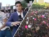 Vrouwenprotest in Mexico loopt uit de hand