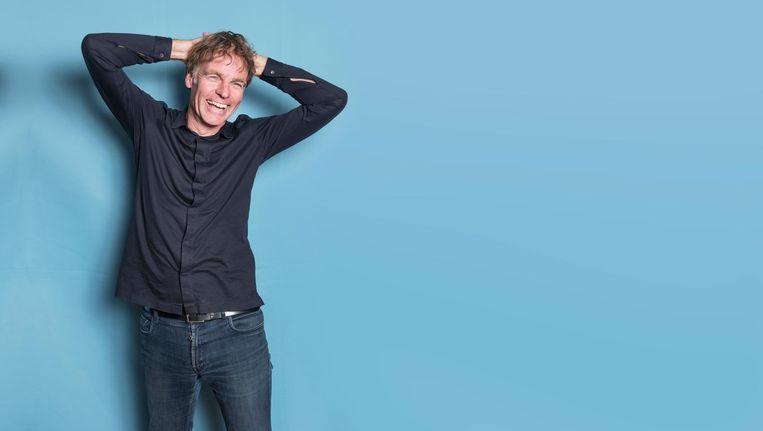 (Landschaps)architect en Dutch Design Week-ambassadeur Winy Maas. Beeld Els Zweerink