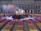 Dam gevuld met 200 duizend tulpen voor Nationale Tulpendag