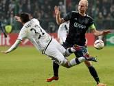 Arbitrale dwaling kost Ajax de zege in Warschau