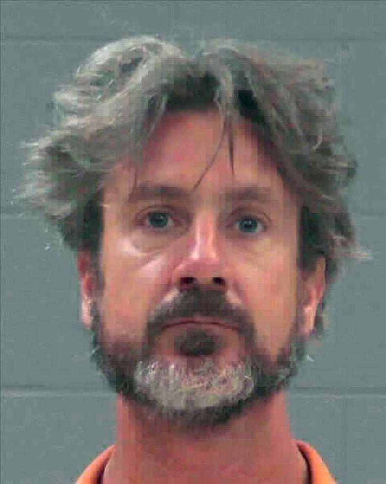 Moordverdachte Marcus Lillard.