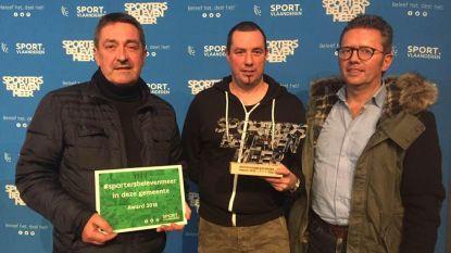 Glabbeek ontvangt award voor haar sportbeleid