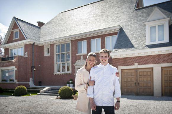 Restaurant Boury van  Tim Boury en Inge Waeles is met een mooie score van 17,50 op 20 'new on the top' in de Gault&Millau-gids.