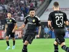 Borussia Dortmund ontsnapt bij FC Köln