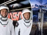 Eerste bemande vlucht Elon Musk morgen de ruimte in en dat is niet zonder risico