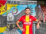 Spits Sam Hendriks keert terug bij GA Eagles: contract voor een jaar