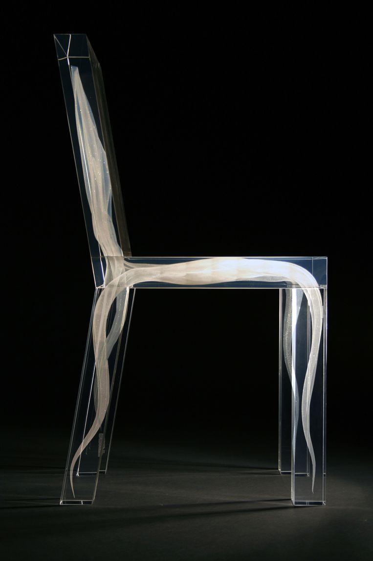 Ghost Chair van Studio Drift Beeld RV