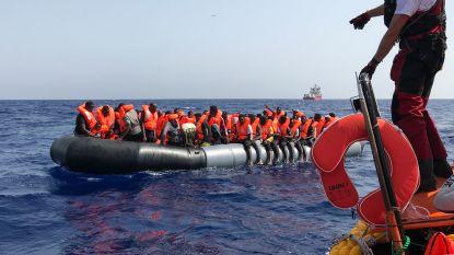 Minstens 500 migranten aangekomen op Lesbos