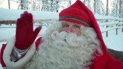 VIDEO. Kerstman maakt zich klaar in Lapland