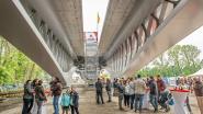 VIDEO. Sfeerbeelden van nieuwe Dorpsbrug op Open Wervendag