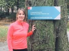 District en Beerschot Atletiek pakken uit met vijf nieuwe looproutes in Antwerpse parken