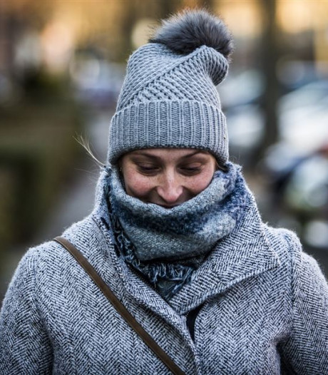 Winterjas uit de kast: volgende week 'winterse temperaturen' in Brabant