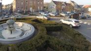 Vernieuwing Kruishoutemse Markt en omliggende straten kost anderhalf jaar werk en 6 miljoen euro