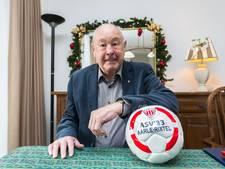 Jan Gruijters uit Aarle-Rixtel een leven lang bij ASV'33