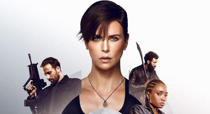 Charlize Theron et Matthias Schoenaerts ont tourné ensemble un film pour Netflix.